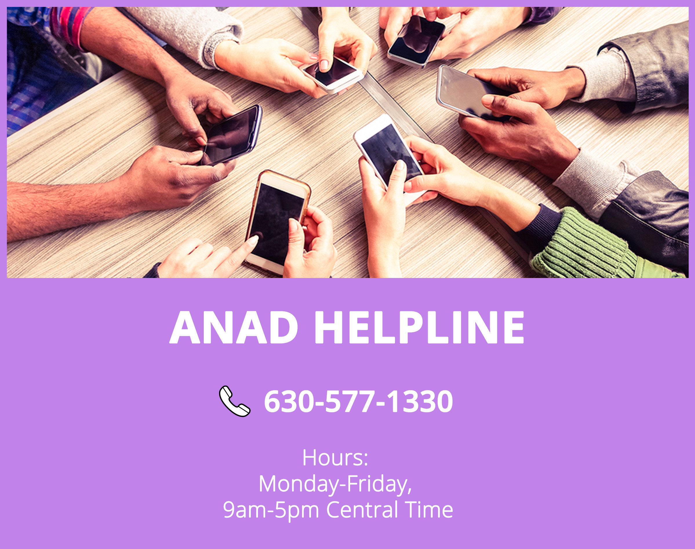 Eating Disorders Helpline • National Association of Anorexia Nervosa ...