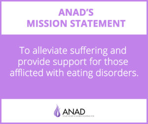 ANAD's Mission Statement
