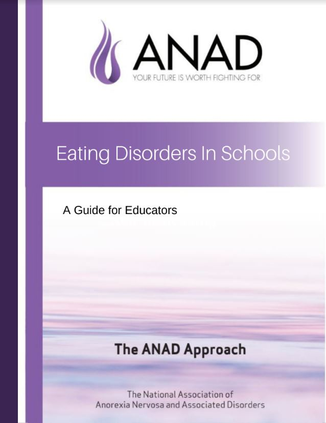 Eating Disorders in School ANAD Approach Guide