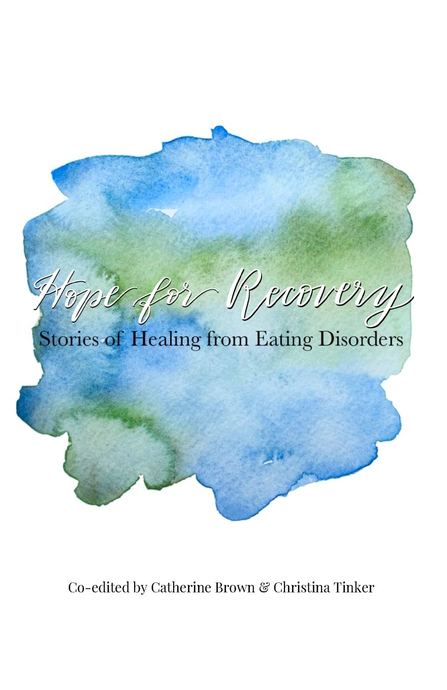 Hope for Recovery book cover